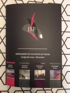 plaquette Jsf